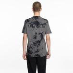 Мужская футболка Helmut Lang Dart Back Crew Grey/Black фото- 4