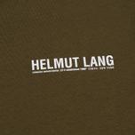 Мужская футболка Helmut Lang Dart Back Crew Military фото- 2