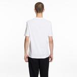 Мужская футболка Helmut Lang Dart Back Crew White фото- 4