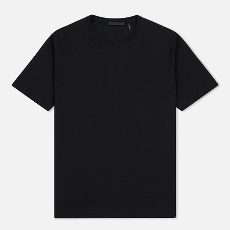 Мужская футболка Helmut Lang Overlay Logo Black