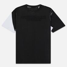 Мужская футболка Helmut Lang Square White/Black фото- 0