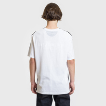 Мужская футболка Helmut Lang Square White/Black фото- 3