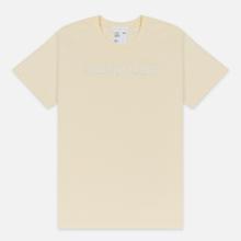 Мужская футболка Helmut Lang Standard Monogram Pearl фото- 0