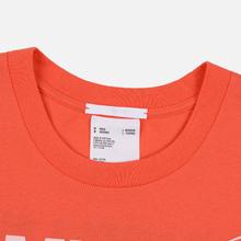 Мужская футболка Helmut Lang Standard Pelvis Generic Opal Red фото- 1