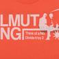 Мужская футболка Helmut Lang Standard Pelvis Generic Opal Red фото - 2