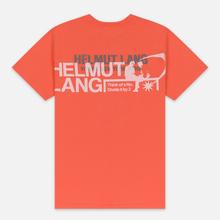 Мужская футболка Helmut Lang Standard Pelvis Generic Opal Red фото- 3
