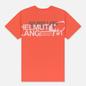 Мужская футболка Helmut Lang Standard Pelvis Generic Opal Red фото - 3