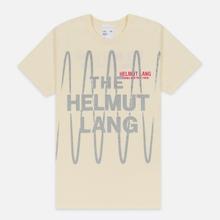 Мужская футболка Helmut Lang Standard Pelvis Generic Pearl фото- 0