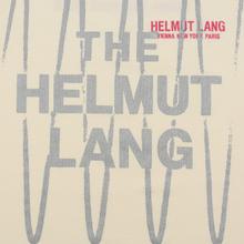 Мужская футболка Helmut Lang Standard Pelvis Generic Pearl фото- 2