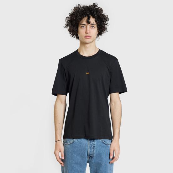 Мужская футболка Helmut Lang Taxi Black