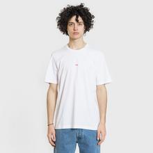 Мужская футболка Helmut Lang Taxi White фото- 2
