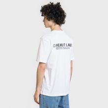 Мужская футболка Helmut Lang Taxi White фото- 4
