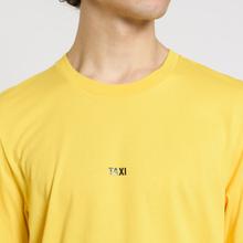 Мужская футболка Helmut Lang Taxi Yellow фото- 3