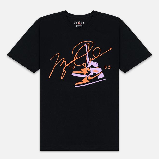 Мужская футболка Jordan Air Jordan 85 Crew Black