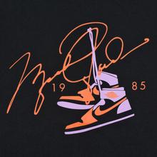 Мужская футболка Jordan Air Jordan 85 Crew Black фото- 2