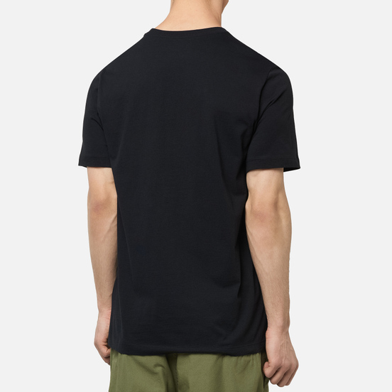 Мужская футболка Jordan Jumpman Crew Black/White