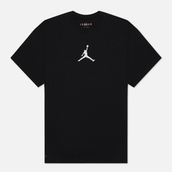 Мужская футболка Jordan Jumpman Dri-Fit Crew Black/White