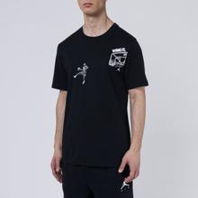 Мужская футболка Jordan Photo Wing It Black фото- 2