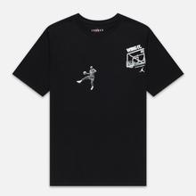 Мужская футболка Jordan Photo Wing It Black фото- 0
