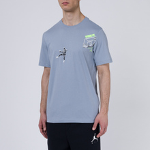 Мужская футболка Jordan Photo Wing It Obsidian Mist фото- 2