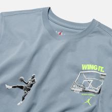 Мужская футболка Jordan Photo Wing It Obsidian Mist фото- 1