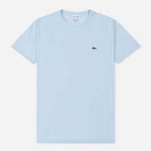 Мужская футболка Lacoste Crew Neck Pima Cotton Rill фото- 0