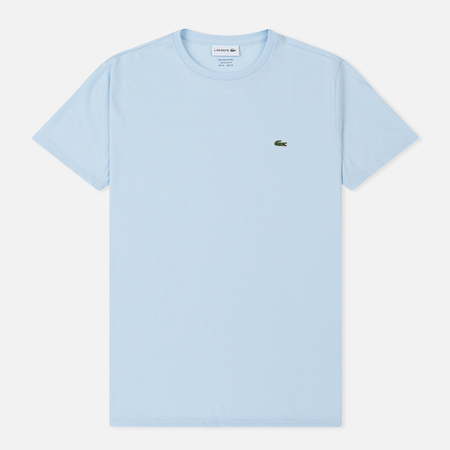 Мужская футболка Lacoste Crew Neck Pima Cotton Rill