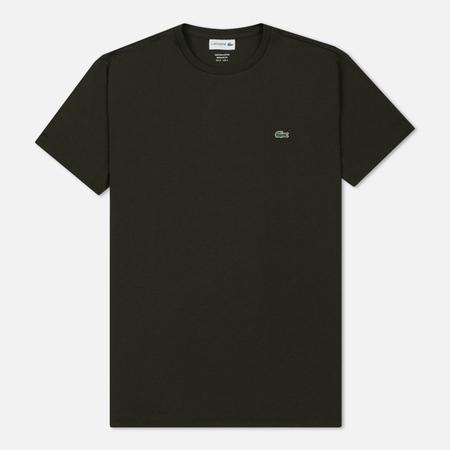 Мужская футболка Lacoste Crew Neck Pima Cotton Sherwood