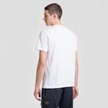 Мужская футболка Lacoste Graphic Croc Logo White фото- 2