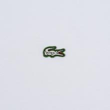 Мужская футболка Lacoste Live Crew Neck Loose Cotton White фото- 2
