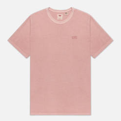 Мужская футболка Levi's Authentic Crewneck Farallon Red