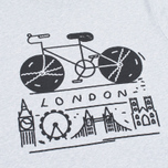 Мужская футболка Levi's Commuter London Grey Heather фото- 2