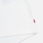 Мужская футболка Levi's Commuter NYC White фото- 4