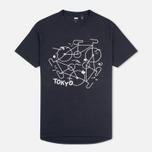 Levi's Commuter Tokyo Men's T-shirt Black photo- 0