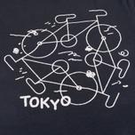 Мужская футболка Levi's Commuter Tokyo Black фото- 2
