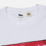 Мужская футболка Levi's Housemark Best White фото- 1