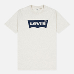 Мужская футболка Levi's Housemark Bisque Heather фото- 0