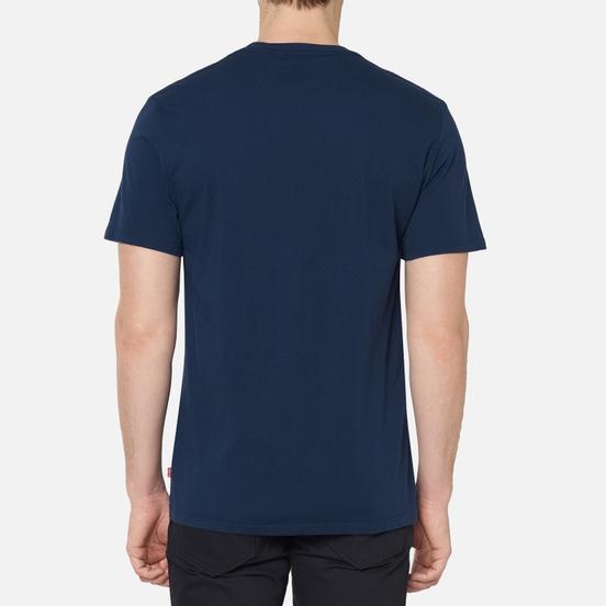 Мужская футболка Levi's Housemark Dress Blue