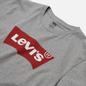 Мужская футболка Levi's Housemark Midtone Heather Grey фото - 1
