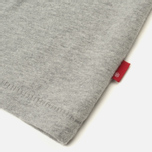 Мужская футболка Levi's Housemark Midtone Heather Grey фото- 3
