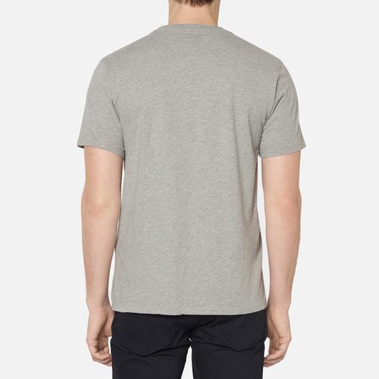 Мужская футболка Levi's Housemark Midtone Heather Grey