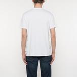 Мужская футболка Levi's Housemark White фото- 4