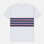 Мужская футболка Levi's Orange Tab Graphic Striped White фото- 3