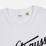 Мужская футболка Levi's Script White фото- 1