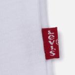 Мужская футболка Levi's Script White фото- 3