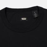 Мужская футболка Levi's Skateboarding Graphic Gothic Checkers Jet Black фото- 1