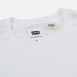 Мужская футболка Levi's Sportswear Logo Graphic White фото- 1