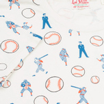 Мужская футболка Levi's Vintage Clothing 1940s Graphic Jicama Baseballs Off-White фото- 2