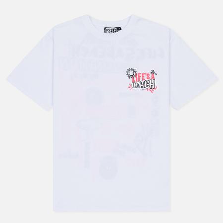 Мужская футболка Life's a Beach Generation White