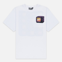 Мужская футболка Life's a Beach Stack White фото- 0
